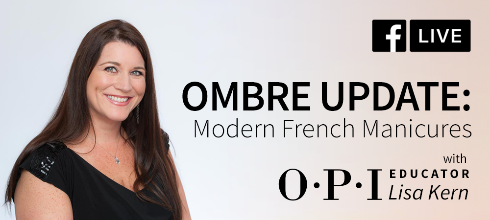 OPI Ombre Update: Modern French Manicures