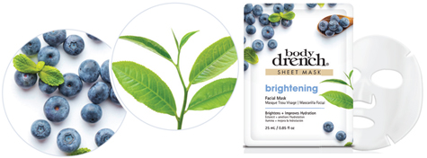Body Drench Brightening Mask