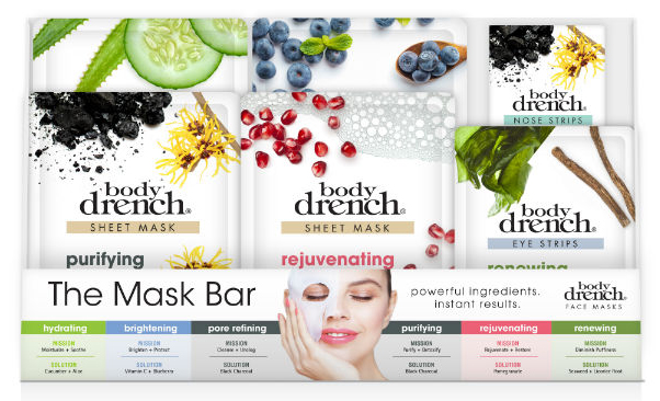 Body Drench Mask Bar