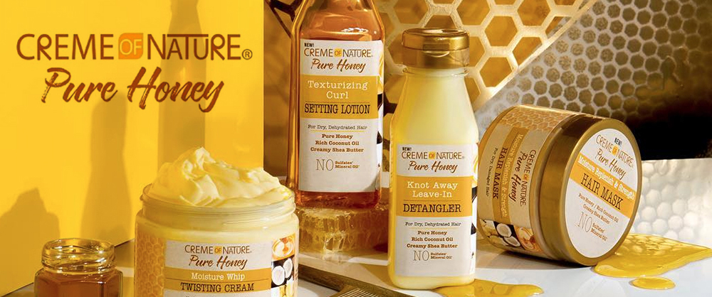 Creme of Nature Pure Honey