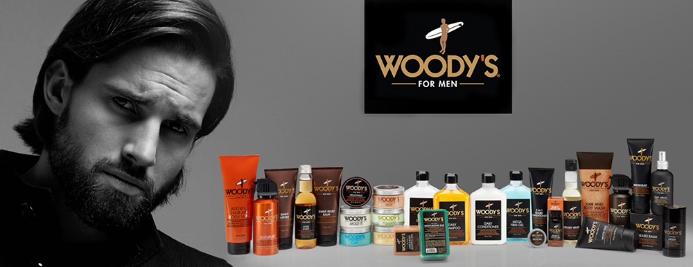 Woody's Grooming Products