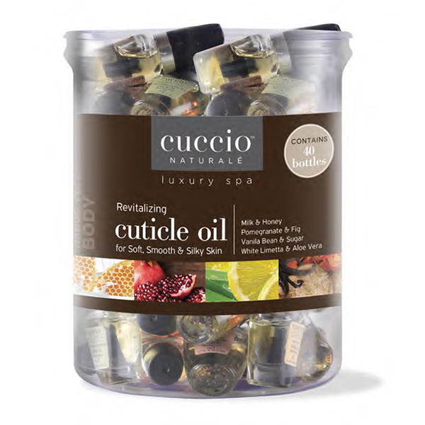 Cuccio Naturale Revitalizing Cuticle Oil