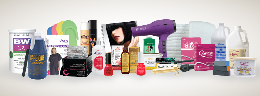 Salon supplies for licensed professionals marlo beauty for Adazl salon and beauty supply