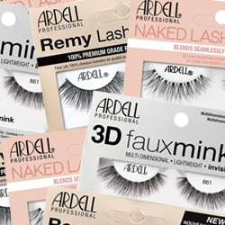New Ardell Lash Styles - Remy, Naked & 3D Faux Mink