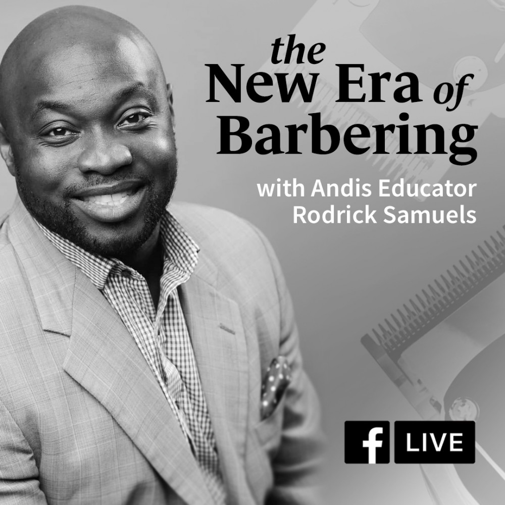 Facebook Live - The New Era of Barbering