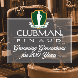 Clubman Pinaud - a Movember must-have!