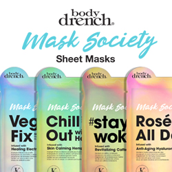 Body Drench Mask Society