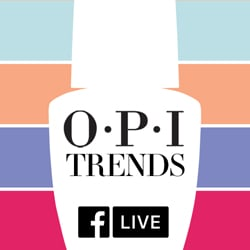 OPI TRENDS - Negative Space and Artistic Designs