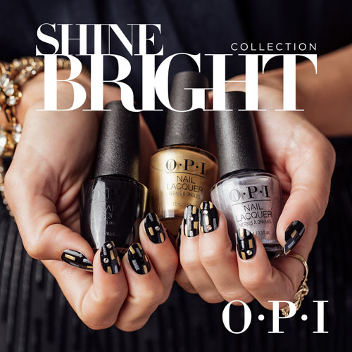 OPI Shine Bright Holiday Collection