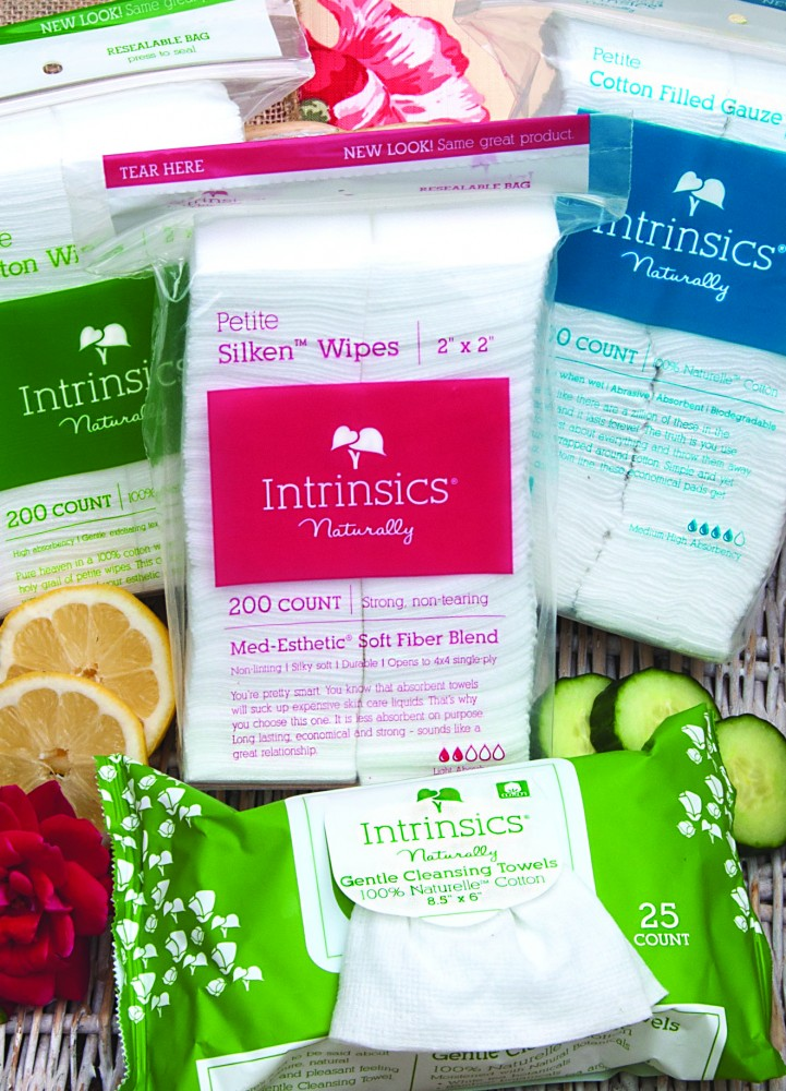 Intrinsics Professional Esthetic Wipes