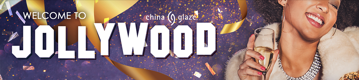 China Glaze Welcome to Jollywood