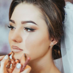 bridal hair  wedding makeup contract for salons and stylists