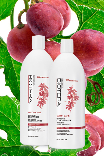 Color Care with Grapeseed Extract
