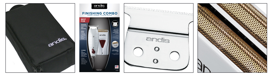 Andis T-Outliner & ProFoil SHaver