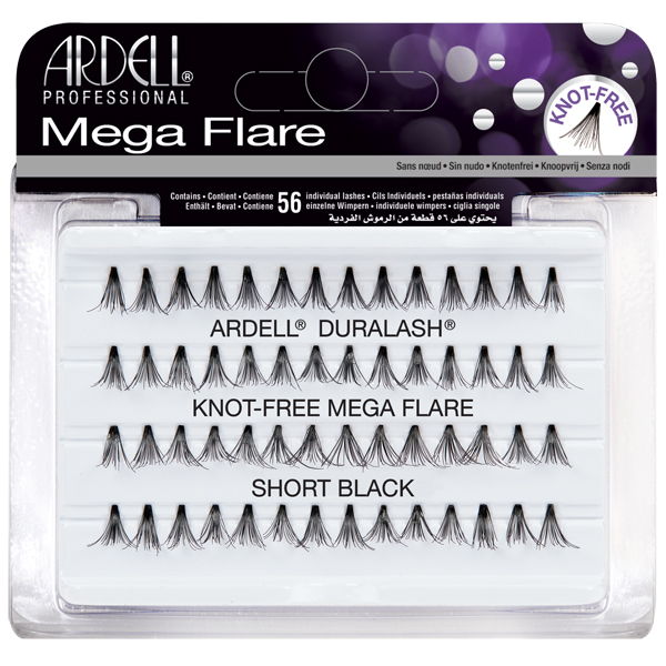 3cecd9f121d Ardell Mega Flare Individual Lashes -
