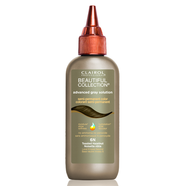 Clairol Professional Beautiful Collection Advanced Gray Solution 3 Oz