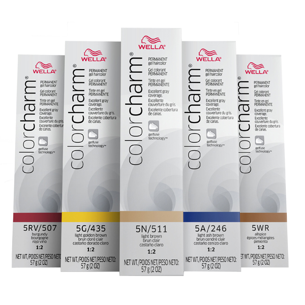 Wella Color Charm Permanent Gel Haircolor, 2 oz - 6707B | Marlo ...