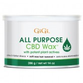 GiGi All Purpose CBD Wax, 14 oz