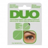 Duo Brush-on Adhesive with Vitamins, .18 oz (Clear)