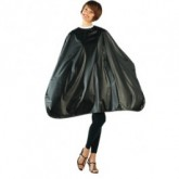 Betty Dain Jumbo Shampoo Cape Necklock Closure Black