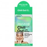 Body Drench Mask Society Chill Out, 24 Pack