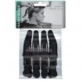 Hair Ware Alligator Grip Clips, 4 Pack