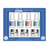IBD Dip & Sculpt French Kit, 7 Piece