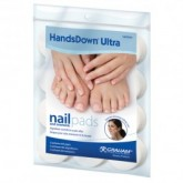 Graham HandsDown Ultra Nail and Cosmetic Pads, 60 Pack