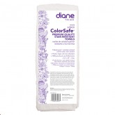 Diane Color Safe Stain Resistant White Towels, 6 Pack