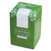 Intrinsics Nail Tech Lint-Free Gel Nail Wipes, 200 Pack