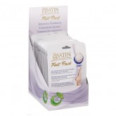 Satin Smooth Intensive Moisturizing Foot Mask, 24 Piece Display