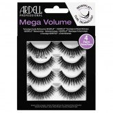 Ardell Mega Volume Lashes, 4 Pack