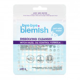 Bye Bye Blemish Water Activated Dissolving Cleanser Sheets, 50 Pack