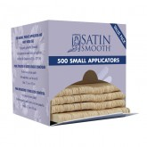 Satin Smooth Small Applicators, 500 Pack